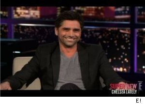 John Stamos Talks Cloris Leachman on 'Chelsea Lately'