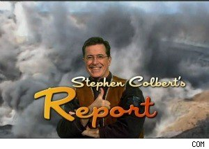 Stephen Colbert Unleashes His New Sarah Palin-Inspired Opening Credits