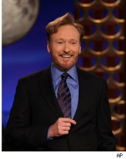 Conan O'Brien, debut episode of 'Conan', Nov. 2010
