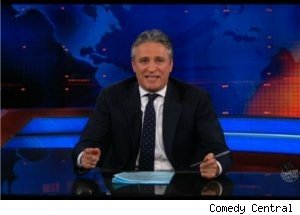Jon Stewart Responds to Rally Critics on 'Daily Show'