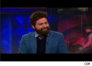 Comedian Zach Galifianakis: I Was a Teenage Hitchhiker