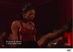Brandy Norwood's Drama on 'Dancing with the Stars'