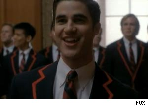 Darren Criss on 'Glee'