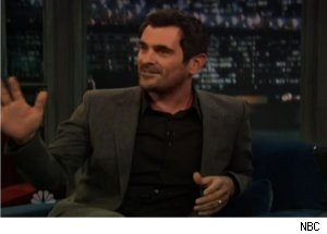 Ty Burrell Talks Hitchhiking on 'Late Night'