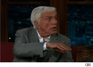 Dick Van Dyke Talks 'Mary Poppins' on 'Late Late'