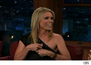Cheryl Hines Talks About Her All-Girl, Semi-Nude Vacation