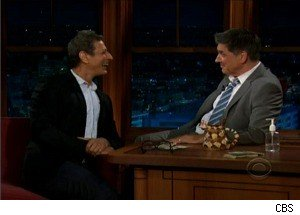 Jeff Goldblum and Craig Ferguson Play a Game of 'True or False'