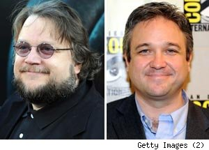Guillermo del Toro, David Eick