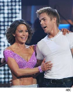 Dancing With the Stars winner Jennifer Grey