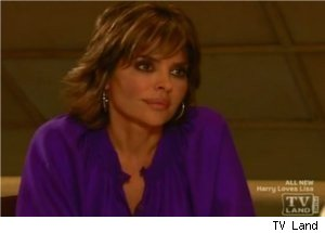 Lisa Rinna Considers Her Lips on 'Harry Loves Lisa'