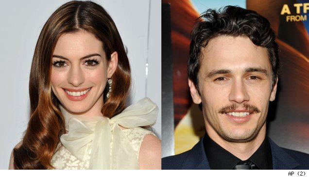Anne Hathaway and James Franco were named hosts of the 83rd Academy Awards in Feburary 2011