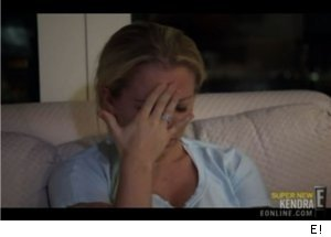 Kendra Wilkinson Hears Hank's Bad News