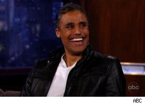 Rick Fox Talks 'Dancing' on 'Jimmy Kimmel Live'