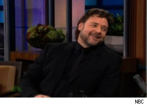 Russell Crowe Talks 'Rocky Horror Show' on 'Tonight'