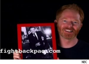 Jesse Tyler Ferguson Shares Political Ad on 'Tonight Show'
