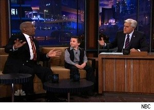 Bill Cosby vs. Atticus Shaffer on 'The Tonight Show'