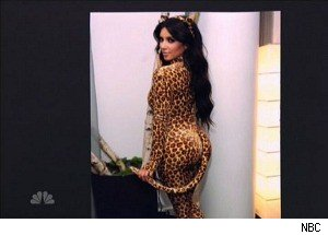 Kim Kardashian Shows Off Her Sexy Halloween Costumes