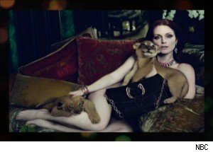 Julianne Moore's Sexy New Ad -- Banned in Italy!