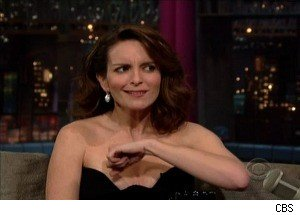 Tina Fey Returns as 'Sarah Palin' on 'Late Show'
