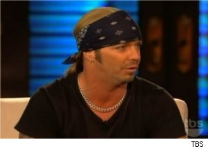 Bret Michaels Talks Karma and Sickness on 'Lopez Tonight'