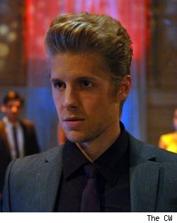 Matt Barr on 'Hellcats'