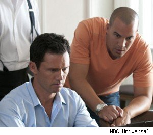 Jeffrey Donovan Coby Bell