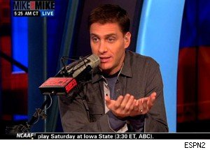Mike Greenberg on the World Series and free agents on Mike and Mike in the Morning