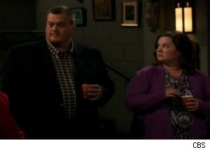 Mike Calls Molly 'a Friend' on 'Mike & Molly'