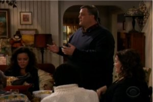 'Mike & Molly' Host Thanksgiving Dinner