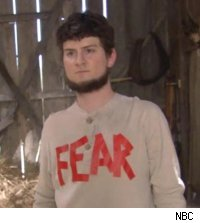Michael Schur as Mose Schrute in 'The Office'