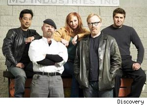 'MythBusters'