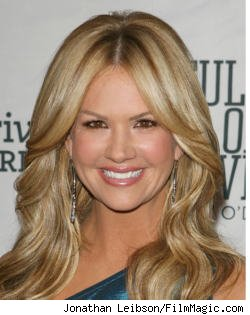 Nancy O'Dell, October 2010