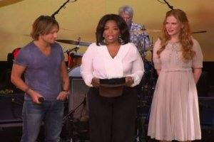 Keith Urban & Nicole Kidman, 'The Oprah Winfrey Show'