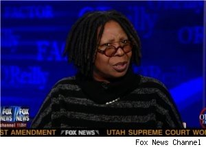 Whoopi Goldberg Talks Muslims on 'O'Reilly Factor'