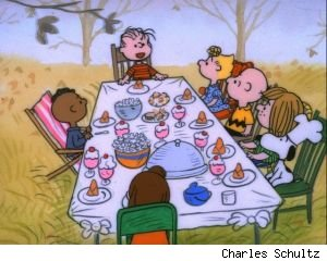 Charlie Brown will celebrate Thanksgiving once again when 'A Charlie Brown Thanksgiving' airs on ABC later this month.