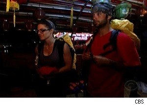 'The Amazing Race': A Team Decides to Quit During a Contest