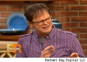Rainn Wilson, 'Rachael Ray'