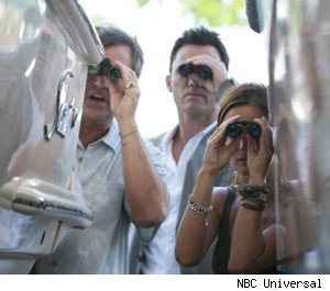 Burn Notice cast