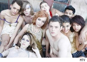 MTV Skins cast