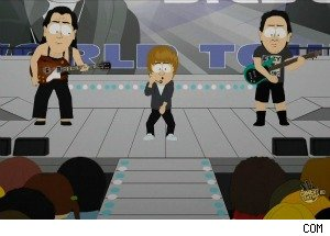 Killing Justin Bieber on 'South Park'