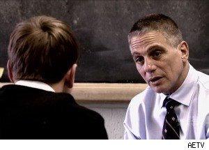 'Teach: Tony Danza' -- Who's Teaching Who?