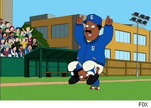 'The Cleveland Show' - 'Little Man on Campus'