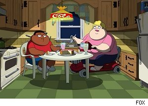 'The Cleveland Show' - 'Fat and Wet'