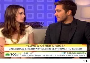 Anne Hathaway and Jake Gyllenhaal on 'Today'