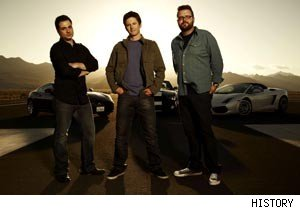 New 'Top Gear' hosts