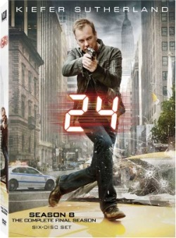 24 season 8 dvd