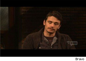 James Franco on Learning How to Act -- While Working at McDonald's and Being Semi-Homeless