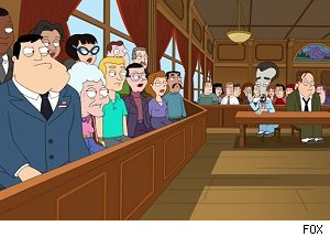 'American Dad' - 'The People vs. Martin Sugar'