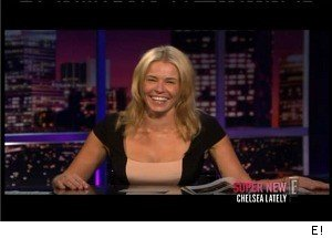 Chelsea Handler Jokes That Oprah Is a Lesbian