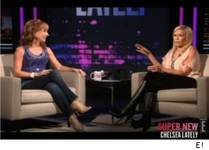 Kathy Griffin, Chelsea Handler Talk Bullying vs. Comedy